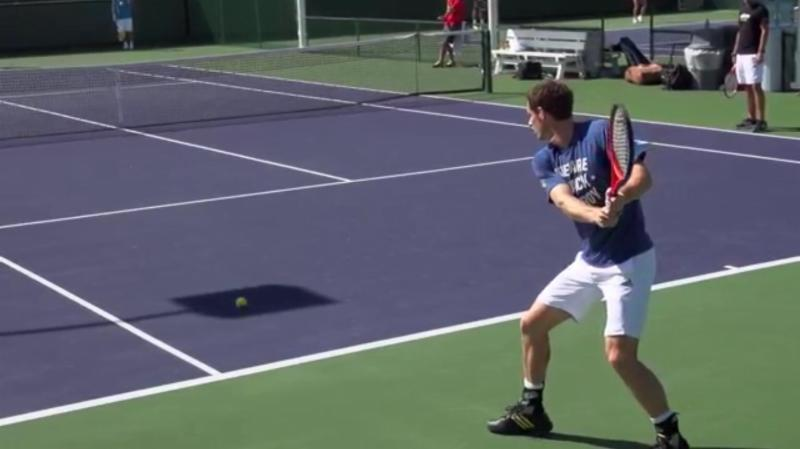 Hit Your Two Handed Backhand Like The Pros